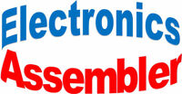 Electronic Assemblers – Willing to train!