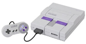 PAWN PRO'S HAS SNES CONSOLES IN STOCK! 3 MONTH WARRANTY Peterborough Peterborough Area image 1