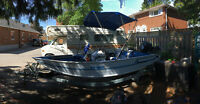 1992 Princecraft Pleasurecraft boat $6400.00