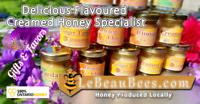 Wedding Favors - Honey and Creamed Honey