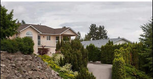 Shannon Lake home for rent with stunning lake/mountain views