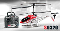 BNIB Syma S032 Indoor/Outdoor RF R/C Helicopter $30 (2 for $50)