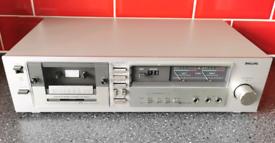 Philips Cassette Deck