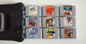 Nintendo 64 with GoldenEye