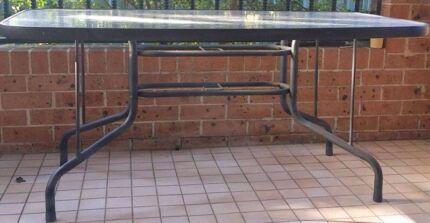 Outdoor table Parramatta Parramatta Area Preview