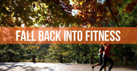 FALL BACK INTO FITNESS - EVENING 1:1 TIMES COMING AVAILABLE!!