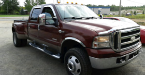 Ford F-350 king ranch 2007