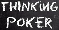 Thursday Night NLH $50 Tourney at 7:30pm