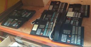 Nortel Meridian Norstar Phones