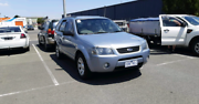 2008 ford territory Mirboo North South Gippsland Preview