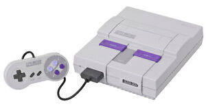 Super Nintendo System With Controller!!
