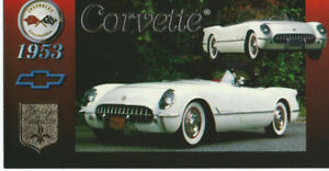 1996 Corvette Heritage Collection Set (90 cards)