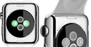Apple Watch 7000 series (silver/chrome)