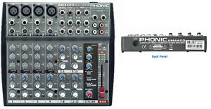 Phonic Mixer AM440D