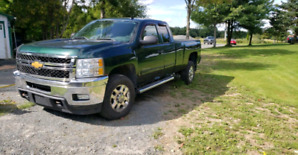 chevrolet duramax 2013 2500hd 4x4