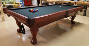 *** BRAND NEW! NEVER USED!  5 x 9  BILLIARDS TABLE