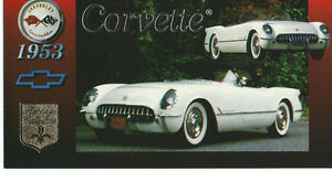 1996 Corvette Heritage Collection Set (90 cards)& 6 Insert Cards