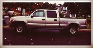 2001 Chevy Silverado 1500HD 4x4