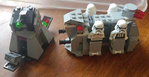 Star Wars Lego Imperial Troop Transport
