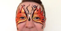 Tigerlilly Creations Face Painting