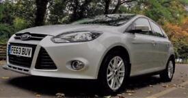 2013 Ford Focus 1.6 TDCi ECOnetic Titanium 5dr
