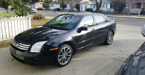 2009 Ford Fusion V6 SEL 154,000km