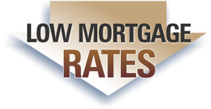 Mortgage rate as low as 2.50 %!!