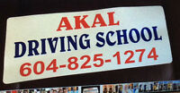 Akal driving school
