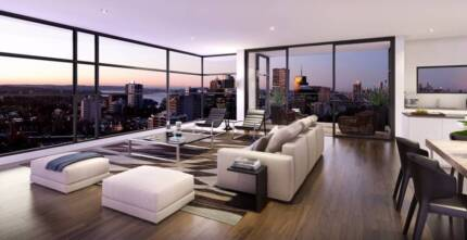 New 2BR Sub-Penthouse Available: 5 Month Lease (Sep->Jan) Crows Nest North Sydney Area Preview