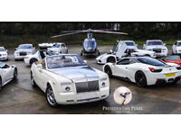 ROLLS ROYCE PHANTOM GHOST WEDDING CAR HIRE LIMO HIRE BENTLEY HIRE PROM ROCHDALE