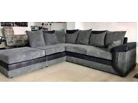 Brand New DINO Corner Sofa or 3+2 Set - 12 Months Warranty