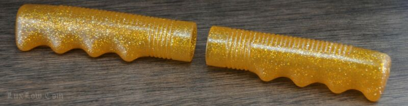 Sparkle Bike GRIPS Vintage Cruiser Stingray Bicycle Lowrider New!