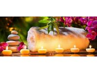 Linda Thai and Hot oil massage