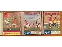 Collection of World Soccer Magazines from Oct 1960 (Issue #1) to 2015
