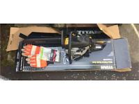 Titan chainsaw spare chain and more offers gloves