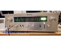 sony '70s stereo STR-6045L