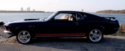 Mustang Fastback 1969 Mudgeeraba Gold Coast South Preview