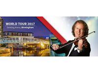 Andre Riu Concert tickets in Birmingham