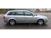 2004 Audi A6 1.9 TDI 6 Speed Manual