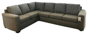 GREY SECTIONAL CANADA | L SOFA (SF2307)