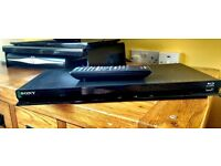 Sony Blu-ray Disc/DVD Player