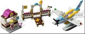 """Lego 3063 - Friends """"Heartlake Flying Club"""""""
