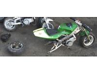 Mini moto pocket bike 50cc like Pitbike dt yz cr rs Kx rm dr etc