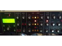 Studio Electronics SE-1 rack synth... An excellent Minimoog style bass monster - £700