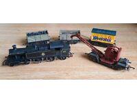 Model railway, trains, Hornby, job lot, Christmas present?