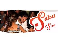 Salsa classes & club in North Finchley - SALE: 1 month only £18.00 (instead of £38.00)