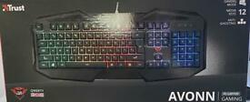 Gaming usb keyboard light up