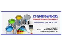 Stoneywood Painter & Decorator
