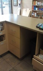 23  ft  counter top  in perfect condition