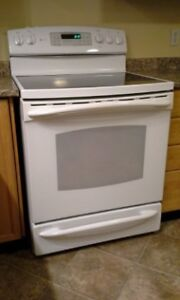 GE Convection Oven with Warming Drawer